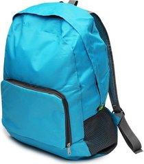 maleta azul color azul, talla uni