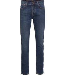 grim tim skinny jeans blå nudie jeans