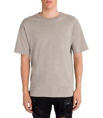 printed back skate t-shirt