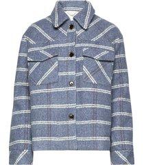 leonie jacket 11289 jeansjack denimjack blauw samsøe samsøe