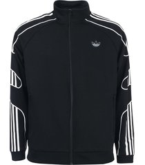 mens flamestrike track jacket