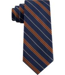tommy hilfiger men's pico stripe tie