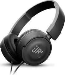 audifonos jbl t450 alambrico on ear negro