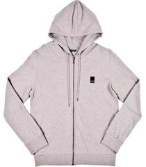 hom silvio - sweater grijs