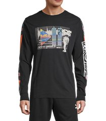 colton graphic long-sleeve t-shirt