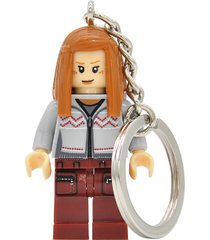 harry potter ginny keychain model toys lego minifigure building block 1pc a