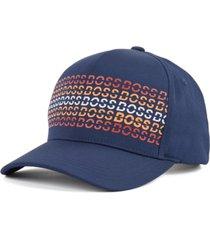 boss men's skaz navy cap