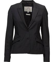 billaa blazer colbert zwart inwear