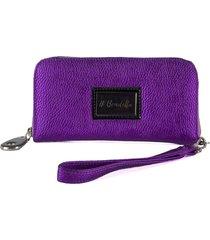 billetera violeta hi benedetta