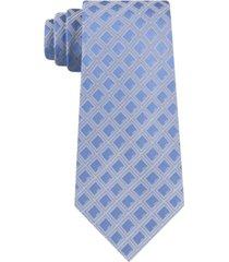 kenneth cole reaction men's dice geometric skinny tie