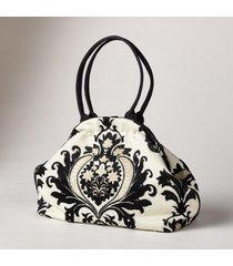 flourishes tapestry bag