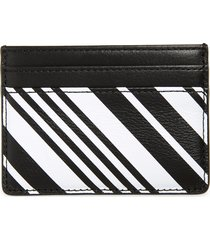 nordstrom printed leather card case -