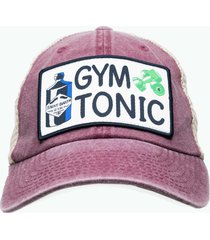 tonic embroidered baseball cap
