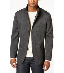 alfani men's classic-fit textured sport coat, created for macy's