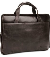 laptoptas dbramante1928 leren laptop sleeve 13 inch silkeborg