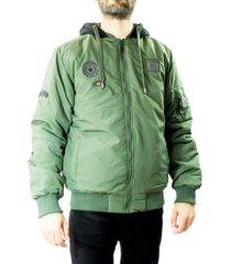 jaqueta masculina dixie nylon
