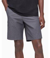 calvin klein men's textured stretch shorts