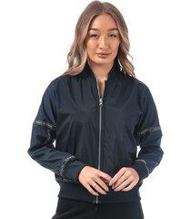 womens reversible track jacket
