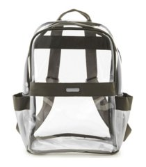 baggallini clear event compliant medium backpack