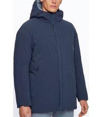 boss men's j clove oversized down jacket