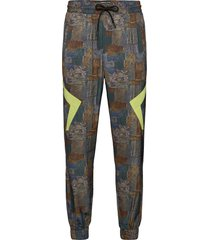 track pants sweatpants joggingbroek multi/patroon han kjøbenhavn