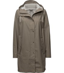 stala jacket 7357 regnkläder beige samsøe samsøe