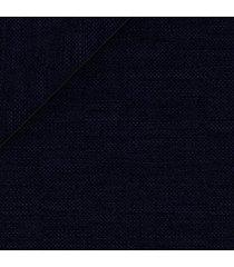 pantaloni da uomo su misura, reda, blu notte hopsack, quattro stagioni
