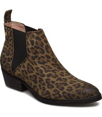 whole shoes boots ankle boots ankle boot - heel brun sneaky steve