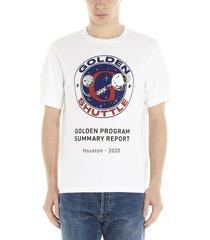 golden goose golden shuttle t-shirt