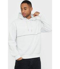 fila men mac hoody tröjor bright white
