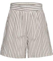 augustasz shorts shorts flowy shorts/casual shorts creme saint tropez