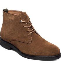 tony desert boots snörskor brun sneaky steve