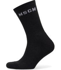 3141mds03 217770 lingerie socks regular socks svart msgm