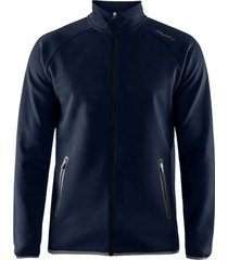 craft emotion full zip jacket men 042056 blauw