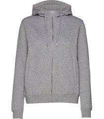 essential hoodie hoodie trui grijs casall