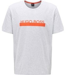 hugo boss pyjama t-shirt - grijs