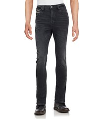cult of individuality men's stilt five-pocket jeans - tin - size 30