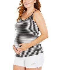 jessica simpson maternity denim shorts