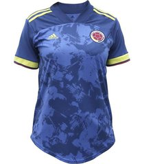 camiseta colombia fcf a jsy w adidas