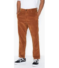 tiger of sweden jeans bryn cotton pants byxor desert