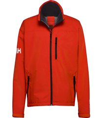 crew jacket dun jack rood helly hansen