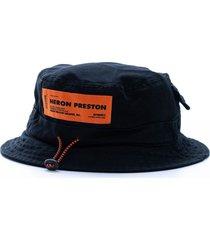 heron preston heron preston bucket hat