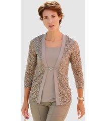 2-in-1-shirt paola taupe