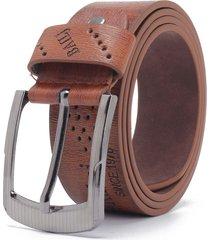 cinturino in pelle sintetica cintura per uomo in pelle sintetica di alta qualità cintura commerce leisure cintura