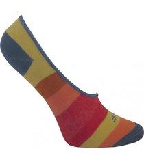 calcetin algodón mujer blocky multicolor rockford