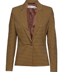 zella blazer blazer kavaj brun inwear