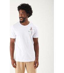 t-shirt zinzane heliconia masculina - masculino