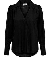 blus jdyhavana life l/s v-neck blouse wvn