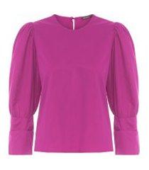 camiseta feminina sabrina - rosa