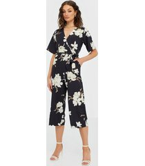 ax paris flower jumpsuit playsuits